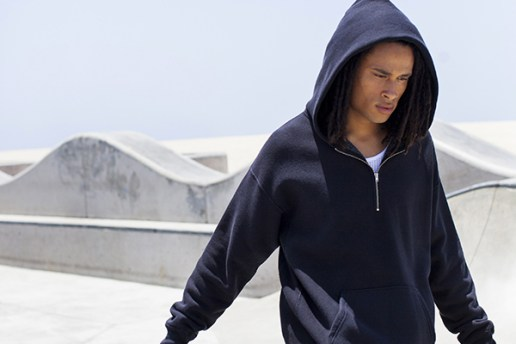 Champion Heads to LA for Its Latest Hoodie Collaboration With monkey time