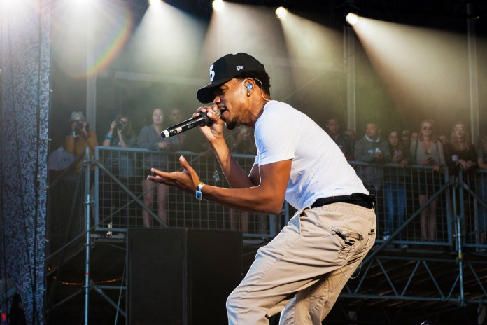 Chance The Rapper Doesn't Need a Label for Success, and He Never Did