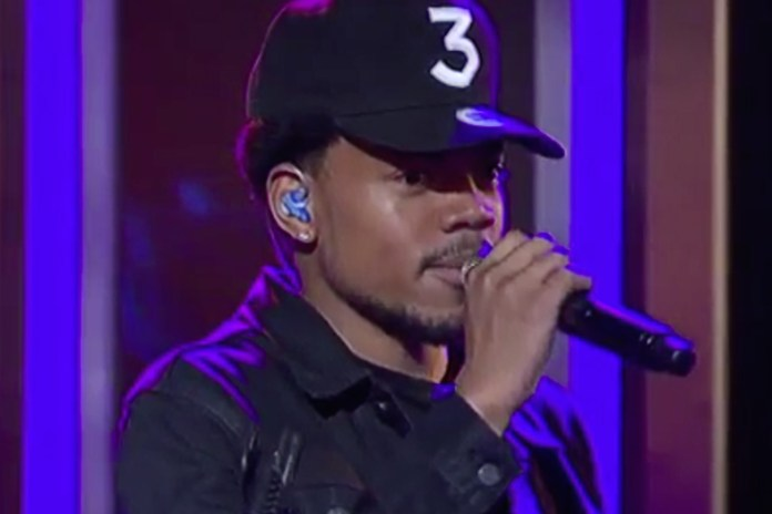 """Watch Chance the Rapper's Soul-Stirring Live Performance of """"Summer Friends"""""""