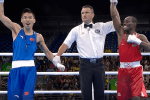 Picture of Watch as This Chinese Boxer Mistakenly Thought He Won an Olympic Boxing Match