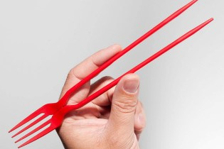 This Chopstick and Fork Hybrid Could Be Coming to Panda Express