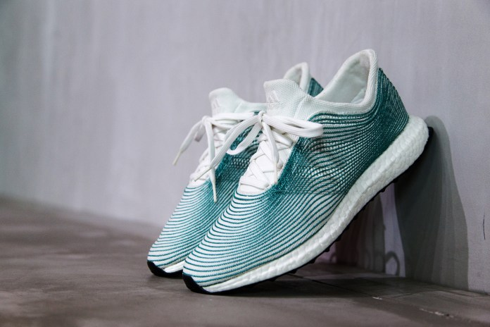 A Closer Look at the Parley x adidas Collaboration for World Oceans Day