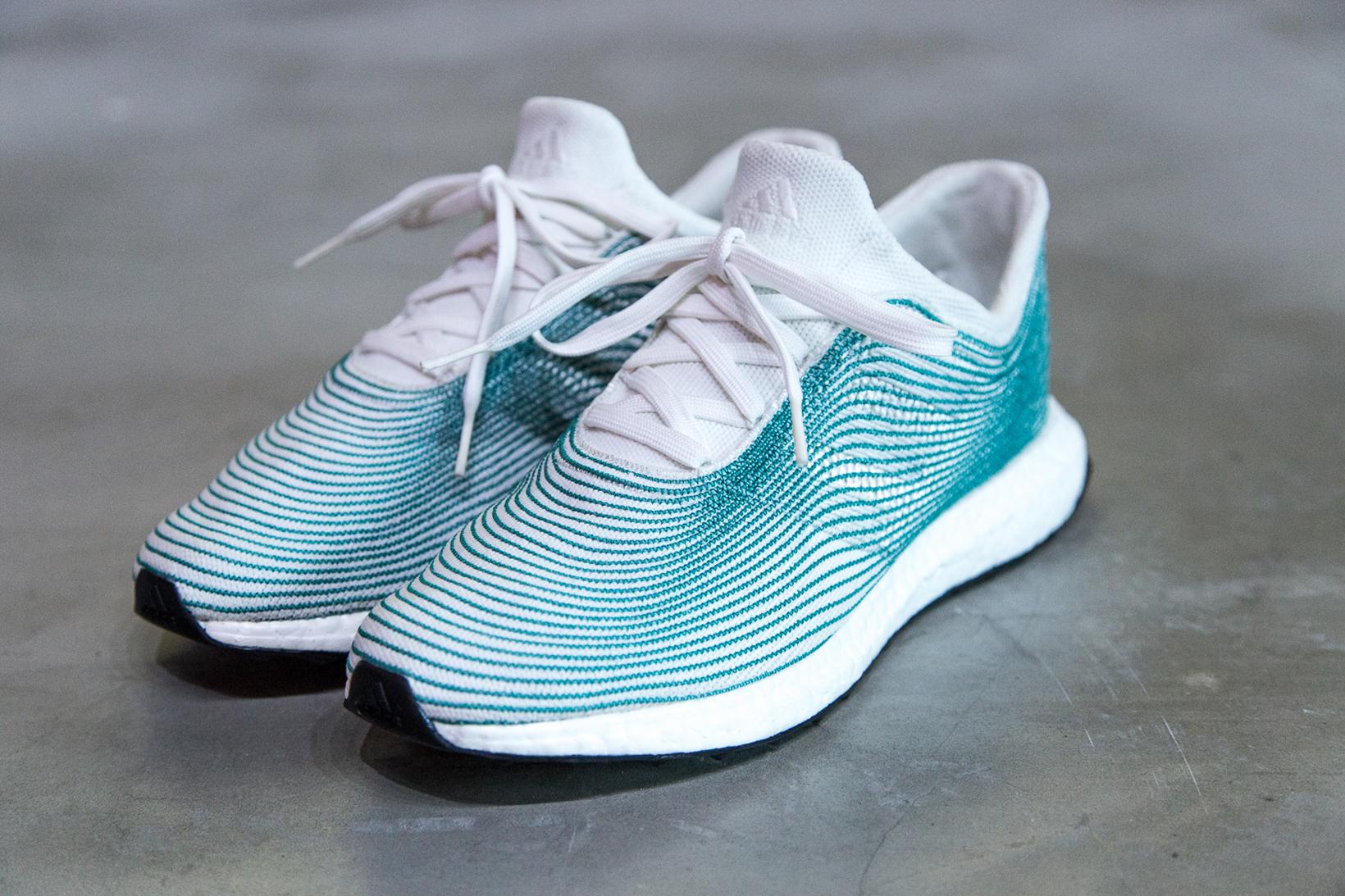 Ocean Adidas Shoes