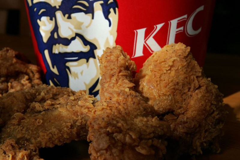 The Colonel's Nephew May Have Just Given Away KFC's Secret Fried Chicken Recipe