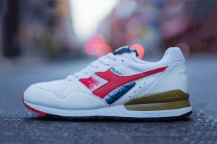 """Concepts and Diadora Go All-American for Their """"From Seoul to Rio"""" Collection"""