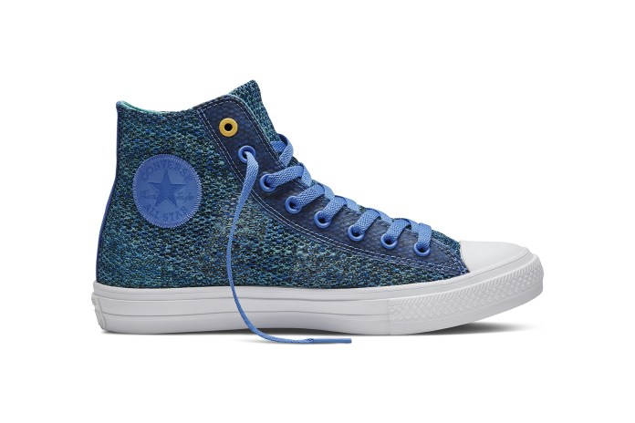 Converse Tailors the Chuck Taylor All Star for Rio