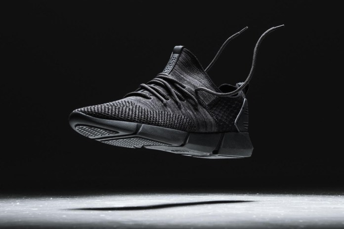 The Cortica Infinity Knit 2.0 Releases in Triple Black