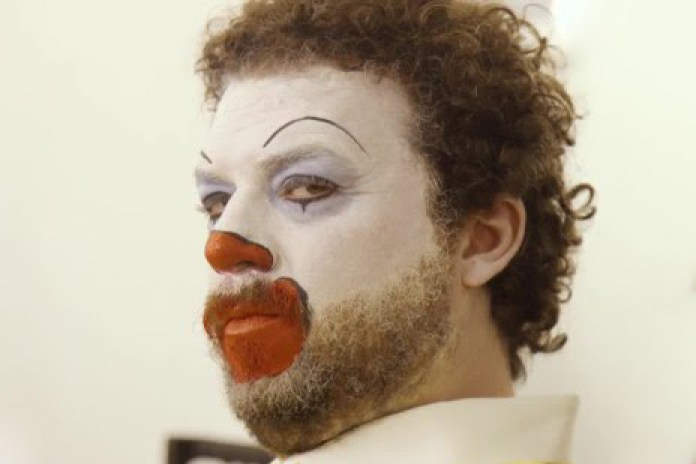 Watch Danny McBride and Walton Goggins Dress up as Mascots Gone Bad