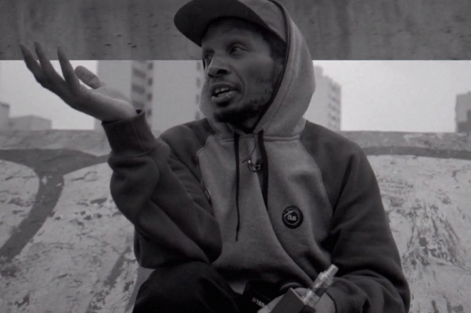 Del the Funky Homosapien Discusses Parallels Between Skateboarding and Rap
