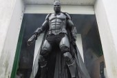 Designer Earns a Place in Guinness World Records With Life-Size Batman Suit