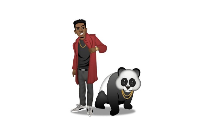 Desiigner Gets His Own Emoji Pack