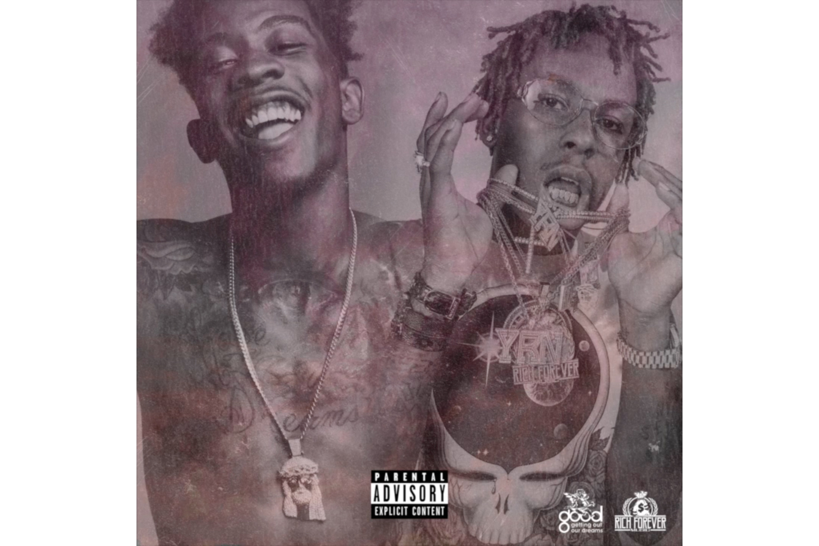 """Desiigner & Rich The Kid Collide for """"Strippers"""""""