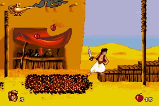 You Can Now Play the Classic 'Aladdin,' 'The Lion King' and 'The Jungle Book' Video Games Online