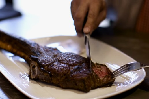 A Dallas Restaurant Dry Aged Its Steak for a Ridiculous 420 Days