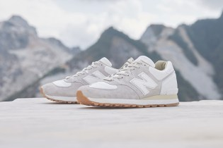END.'s Collaboration With New Balance Is Here