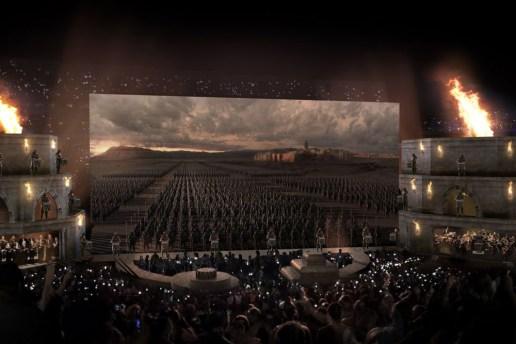 An Epic 'Game of Thrones' Concert Tour Is Underway