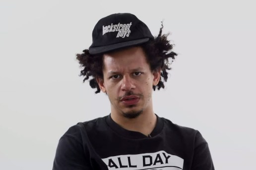 Eric Andre Talks Butt Implants, Snakes and Investigating 311