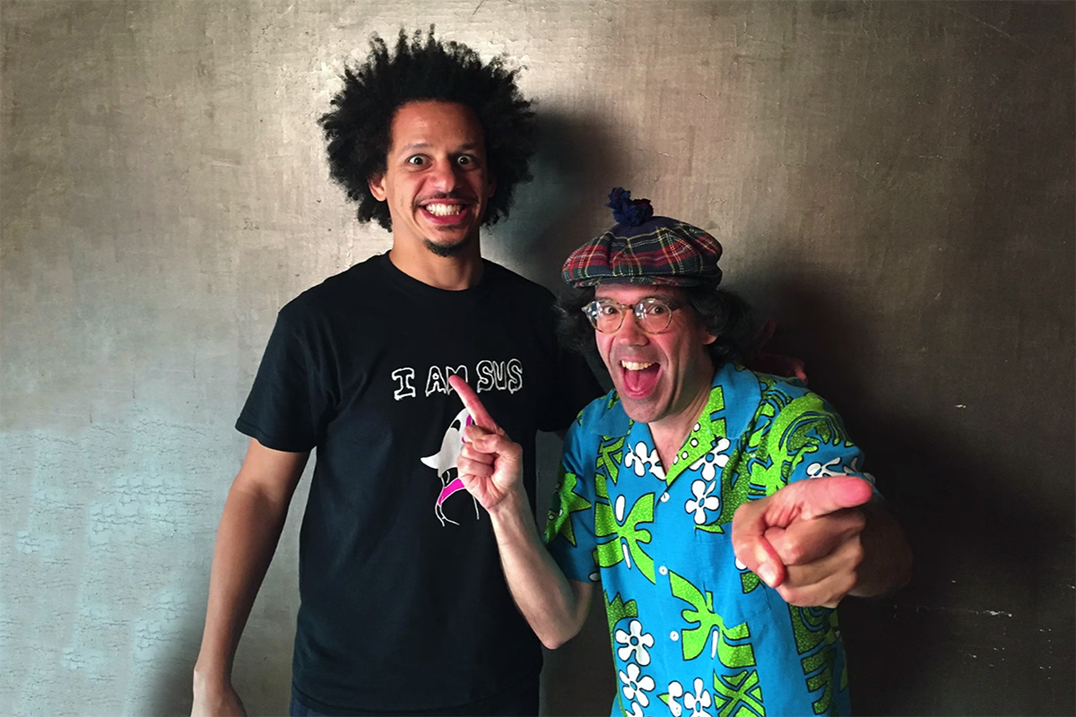 Eric André Tries to Throw Nardwuar off His Game in This Latest Interview