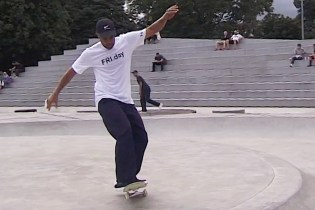 Eric Koston Skates Copenhagen in Honor of Nike SB & Soulland's Collab