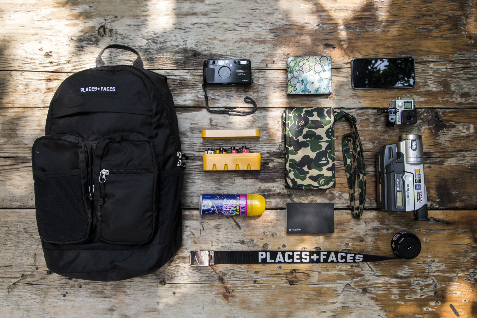 Essentials: Ciesay of Places + Faces