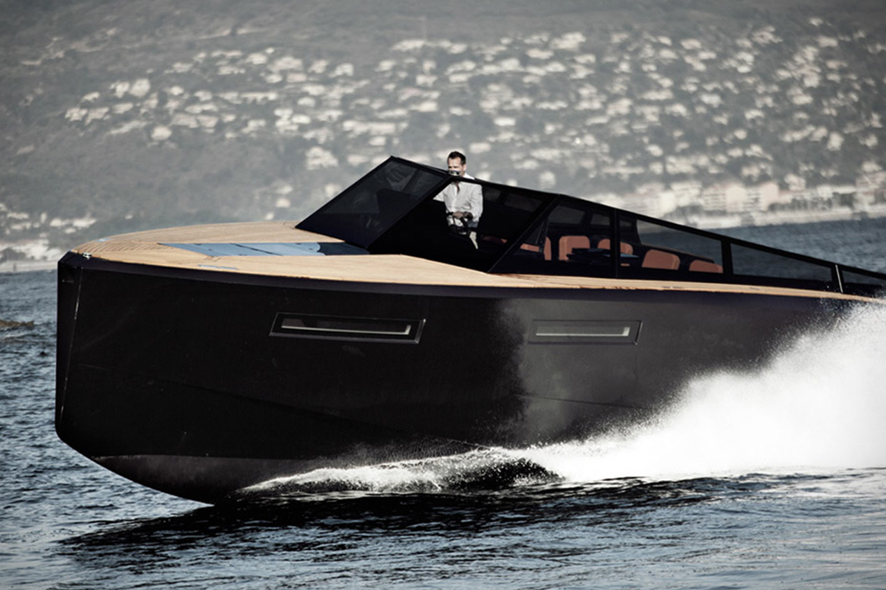 The Evo 43 Yacht Will Have You Sailing the Oceans in Nautical Luxury