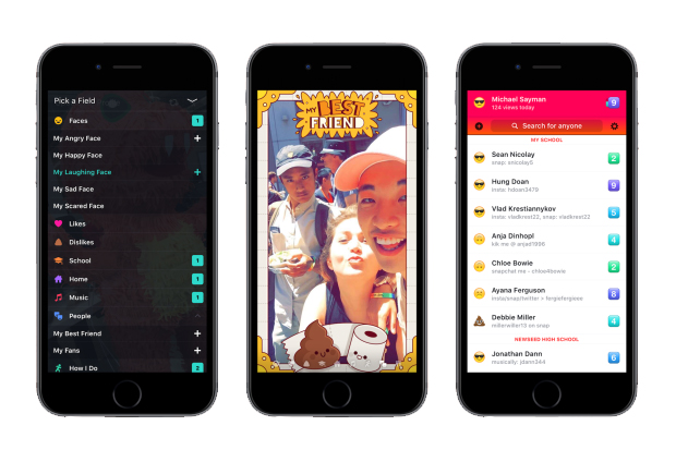 Facebook Launches New Lifestage App for Teens