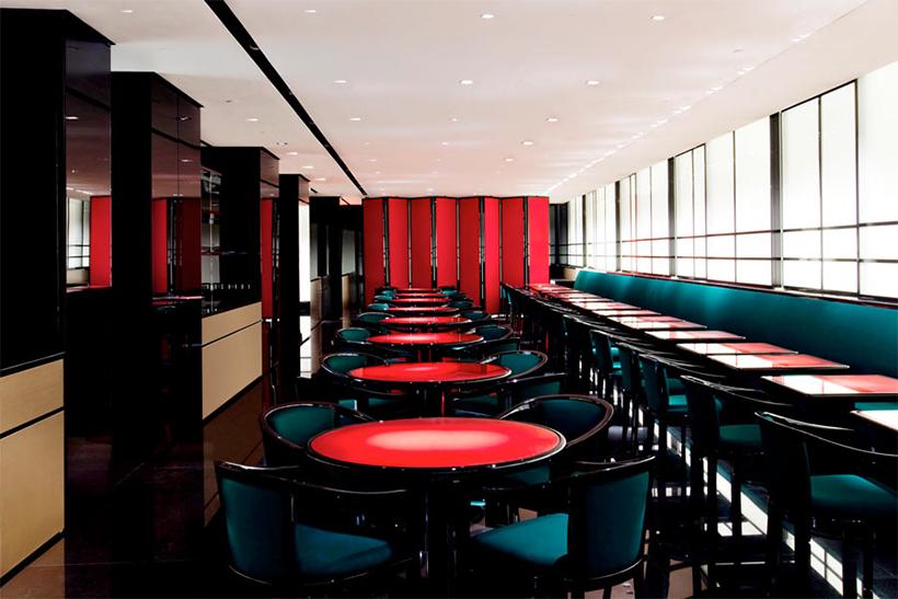 Armani Cafe Nyc Menu