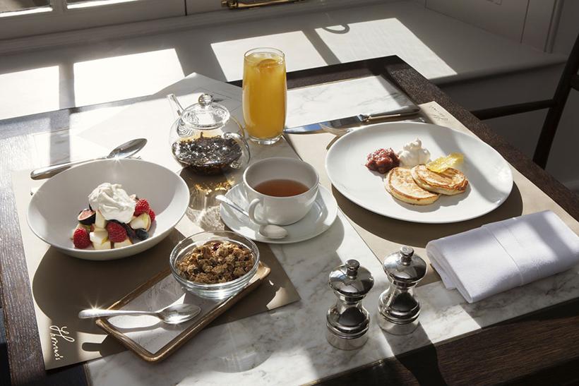 Armani Cafe Milano Menu