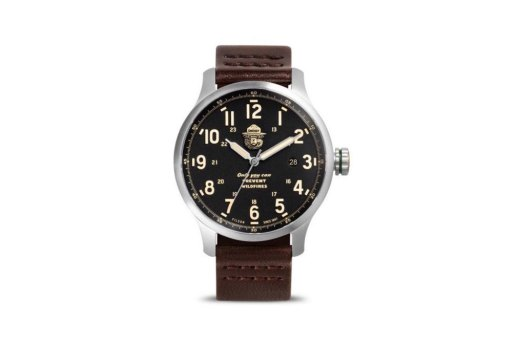 Filson Introduces Limited Edition 'Smokey Bear' Watch
