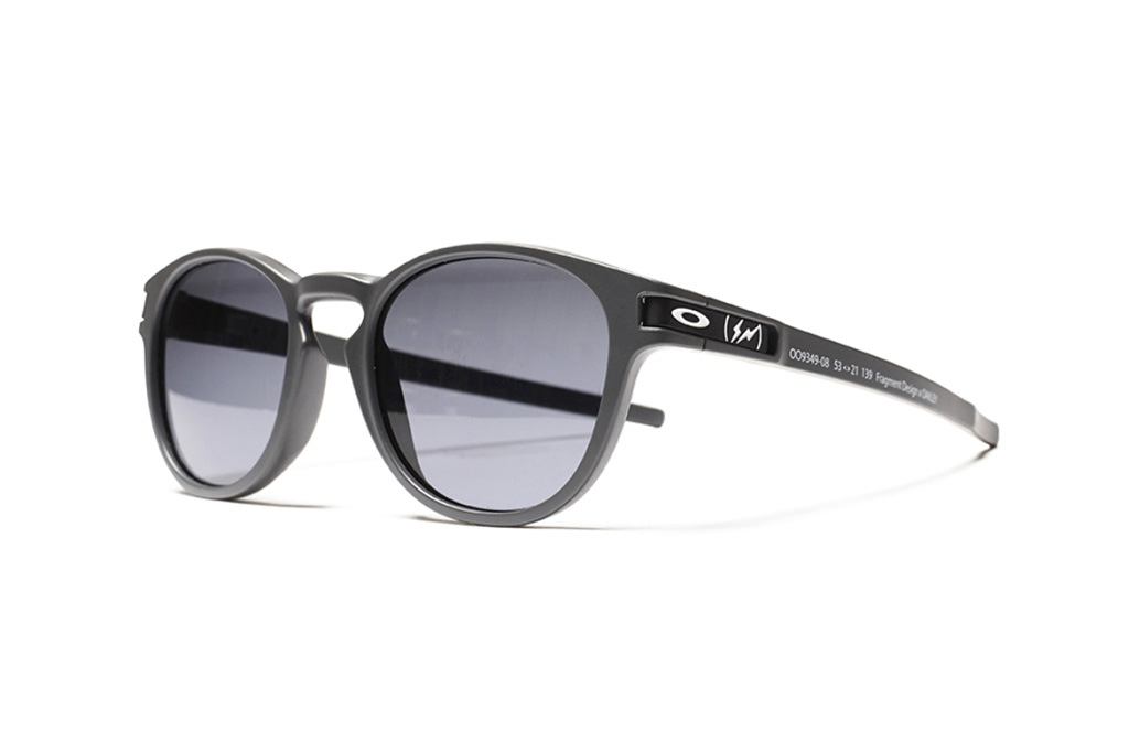 oakley glasses design  fragment design x oakley latch sunglasses