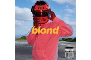Frank Ocean's 'Blonde' Has Already Been Illegally Downloaded Over 750,000 Times