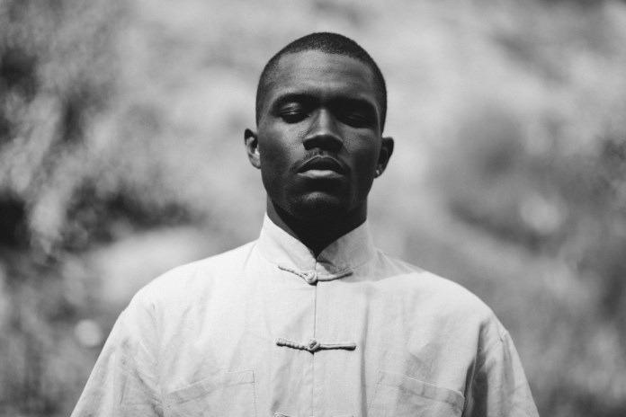 What Did Frank Ocean Do Differently in Promoting 'Boys Don't Cry'?