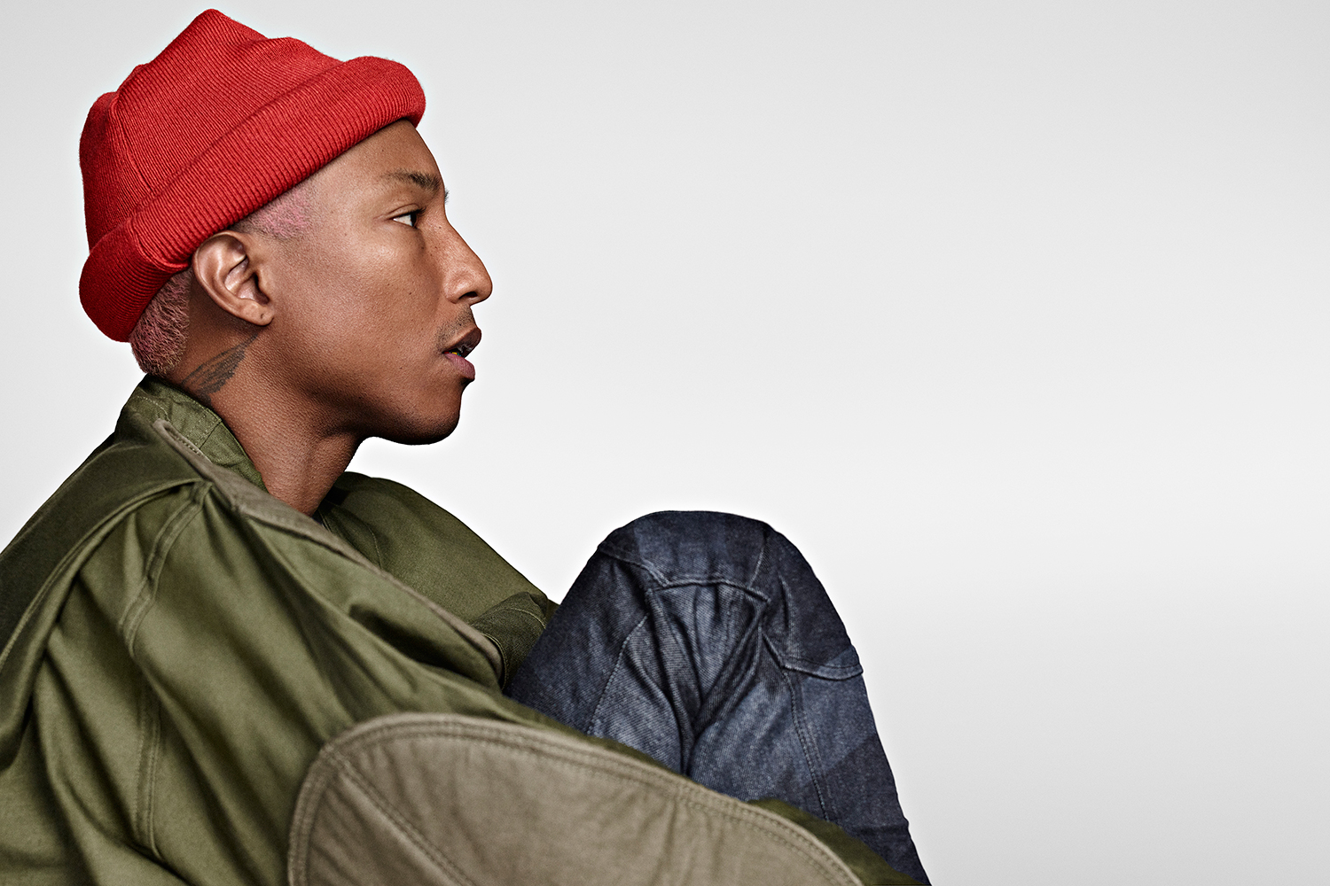 G star raw fall winter 2016 campaign featuring pharrell williams hypebeast - Pharrell williams design ...