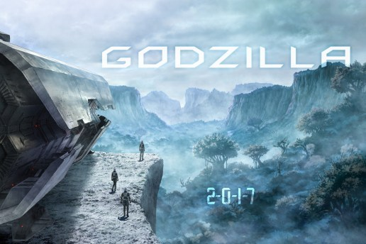 A 'Godzilla' Anime Film Will Be Released in 2017