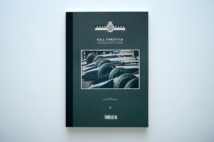 Blackbird Automotive's 'Goodwood' Publication Highlights the Best of Motorsport Culture
