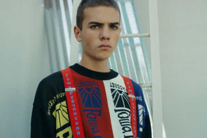 Union Los Angeles Showcases Gosha Rubchinskiy in New Editorial