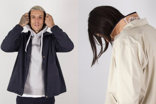 Grind London Showcases Travel-Ready 2016 Fall/Winter Lookbook