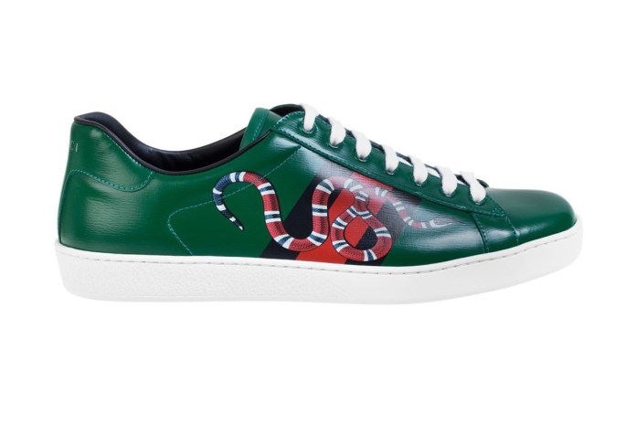 Gucci 2016 Fall/Winter Footwear