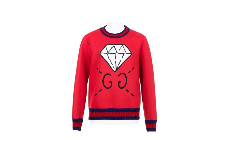 Gucci Links up With GucciGhost for 2016 Fall/Winter