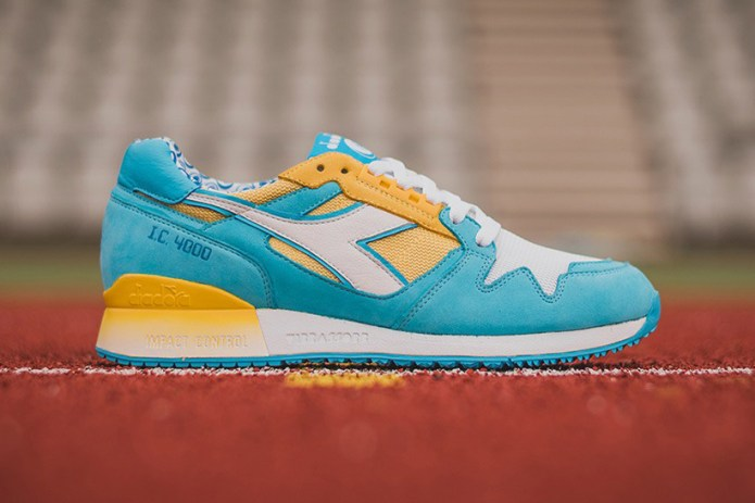 This Hanon x Diadora Collaboration Receives a Left Field Inspiration -- Steroids