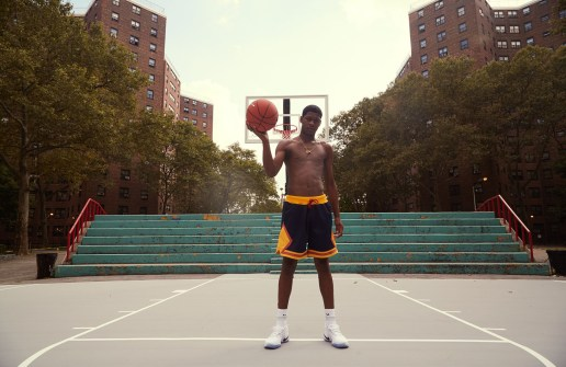 Harlem's Own Kingdome Reopens Alongside Nike for an Eric Emanuel Photo Editorial