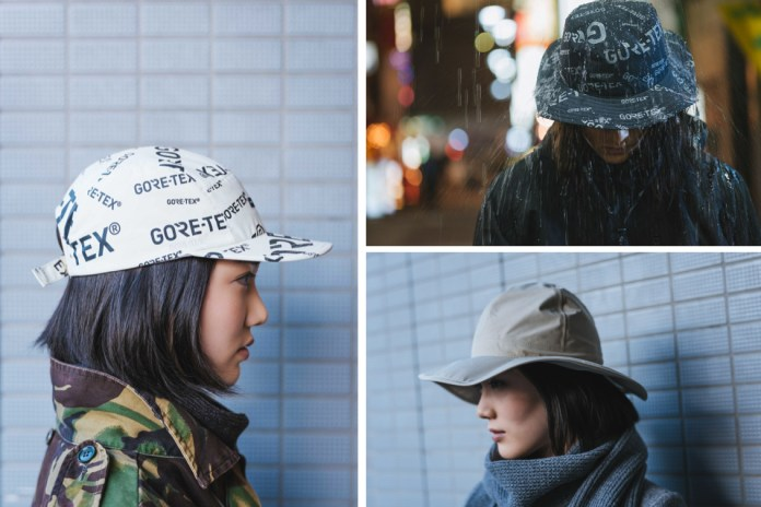 Herschel Supply Joins Forces With GORE-TEX for Special Headwear Collection