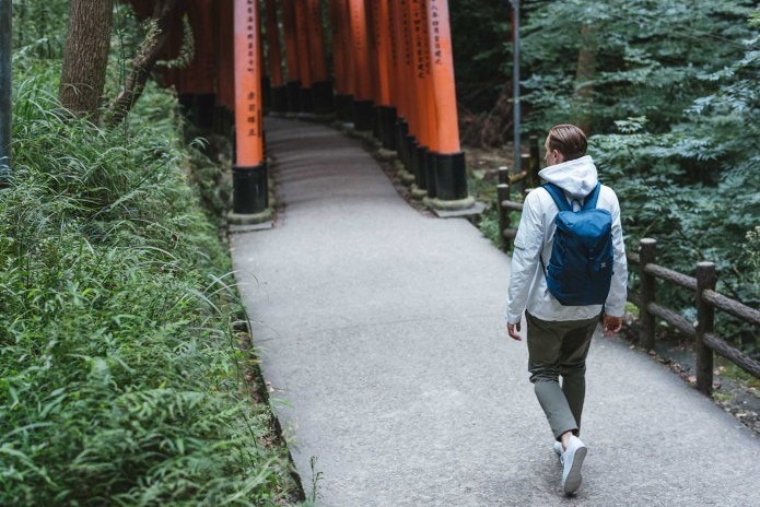 Herschel Supply's Trail Line Is Its First Venture Into Technical Performance Gear