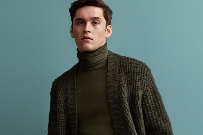 H&M Modernizes Classic Fits for Its 2016 Fall/Winter Studio Line