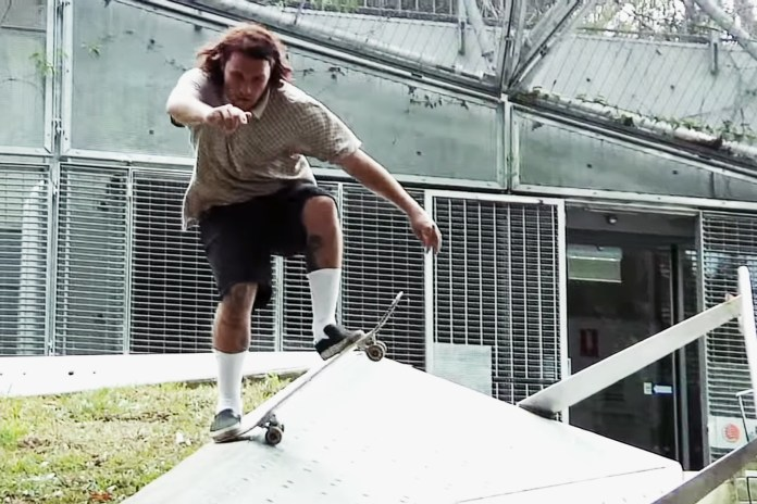 "Jason Dill and Anthony Van Engelen Unveil New Skate Clip ""Hockey II"""