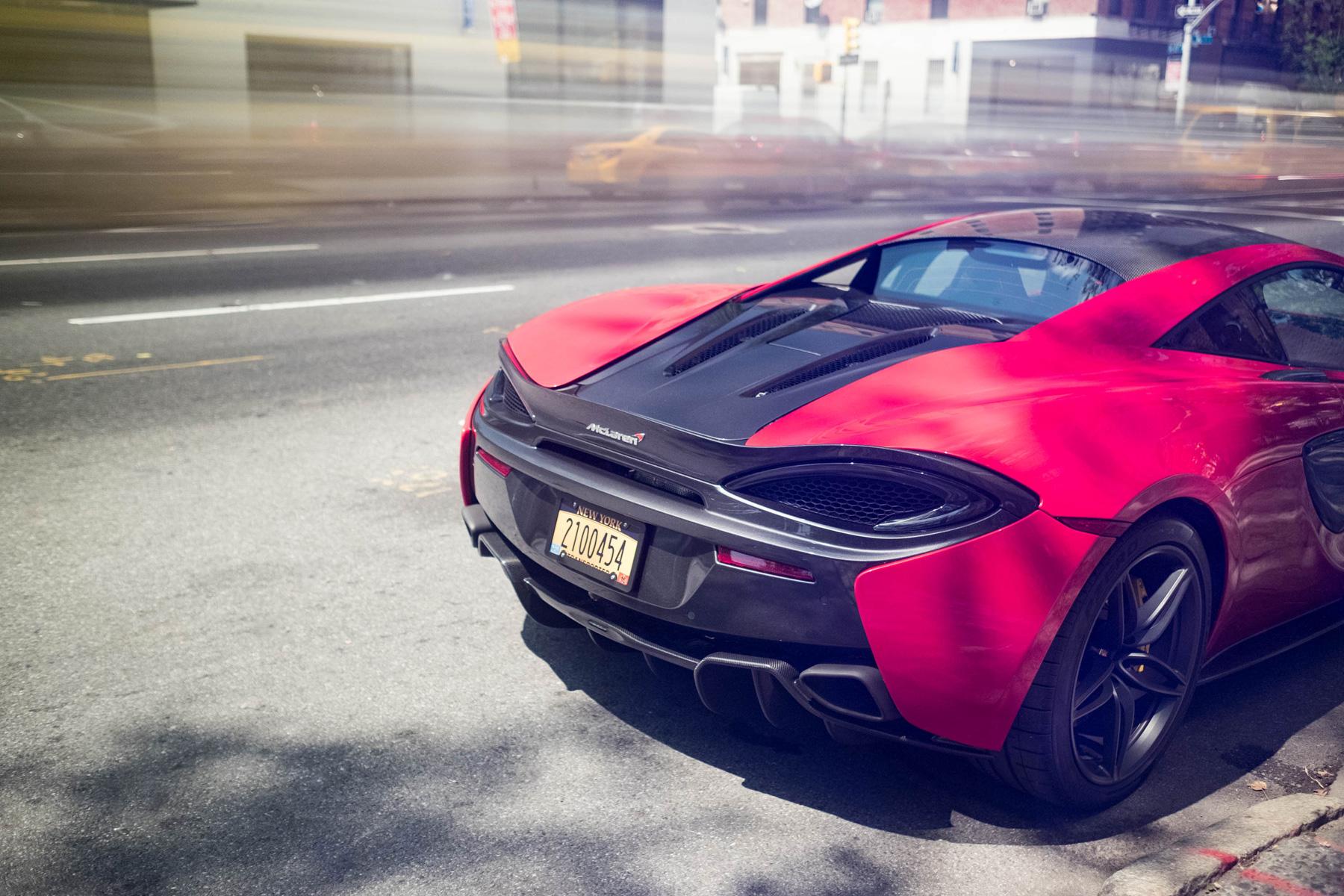 McLaren 570S Car Photography Tips Cheap Accessories
