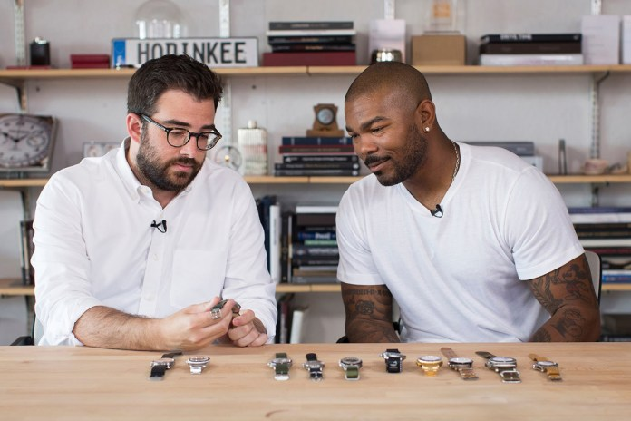 Howie Kendrick Reveals His Vintage Watch Collection