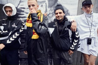 FourTwoFour on Fairfax & Storm CPH Collaborate on the Nostalgic HUMMEL HIVE Collection