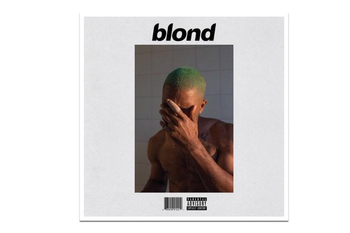This is How We Heard Frank Ocean's 'Blonde'
