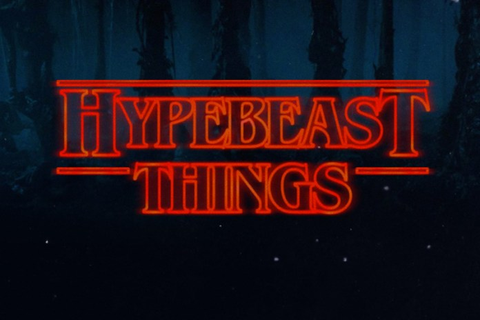 You Can Now Create Your Own 'Stranger Things' Title Cards